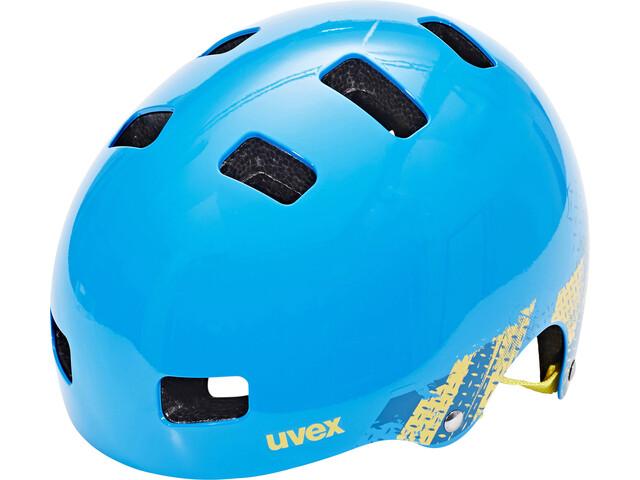 UVEX kid 3 Helmet blackout blue